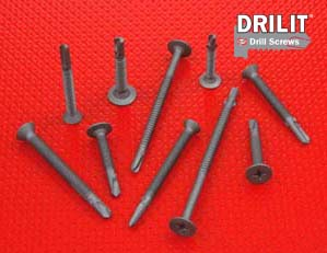 Drilit Wood-to-Metal Reamers