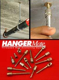 HangerMate Threaded Rod Anchoring System